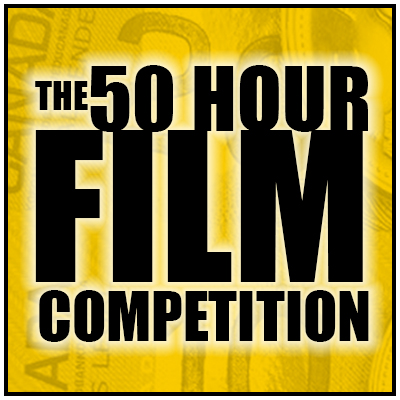 50 Hour Film Competition logo