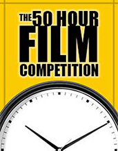 50 Hour Film Competition poster